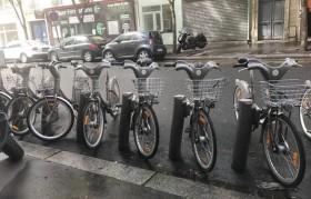 HCM City centre to set up public rental sites for electric motorbikes