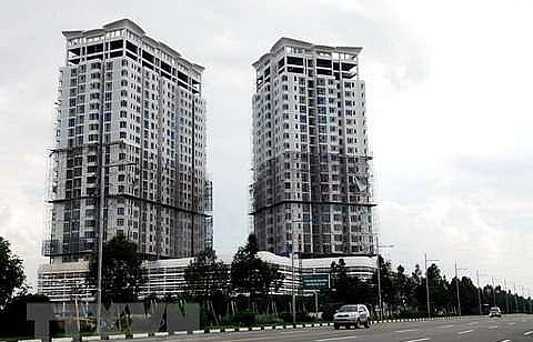 property firms look to stocks for capital