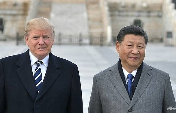 us china summit ends with signals of progress in defusing trade war