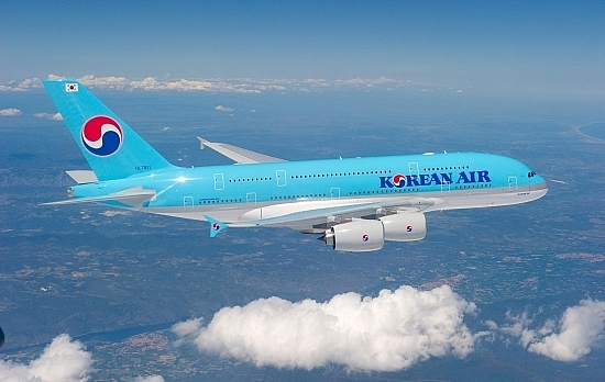 korean airlines allowed import tax exemption