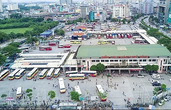 hanoi to maintain operation of four major bus stations