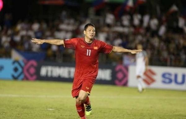 vietnam take one goal lead into second leg