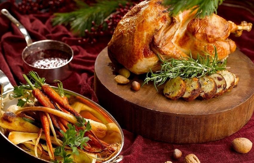 celebrating the festive season at park hyatt saigon
