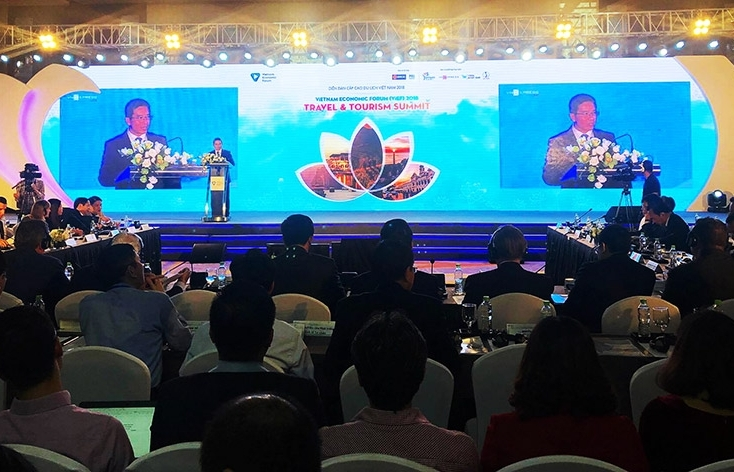 the inaugural vietnam travel and tourism summit 2018 kicks off in hanoi