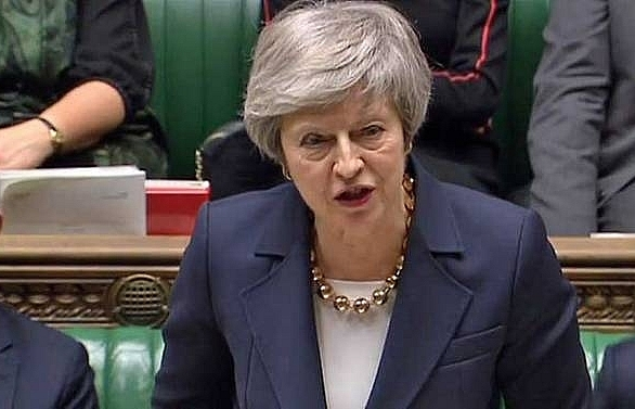 momentous brexit debate opens with stinging defeats for may