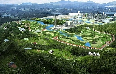 phu tho revokes licence of giant dream city project