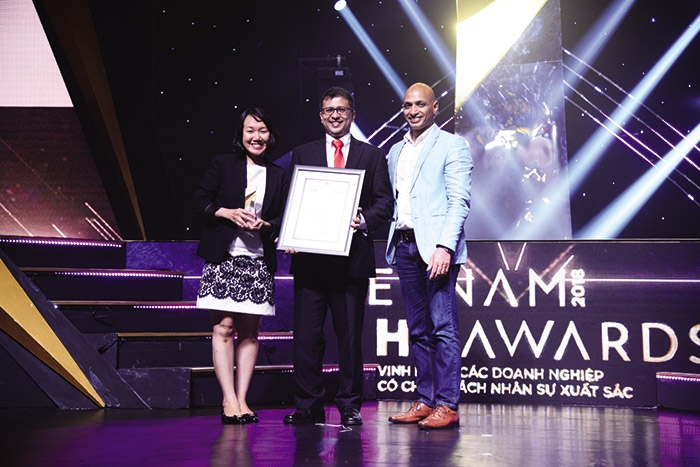 unilever and mobile world top biennial hr awards