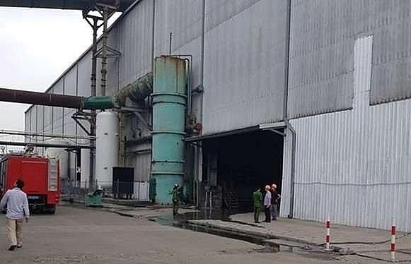 boiler explosion 13 people injured one missing