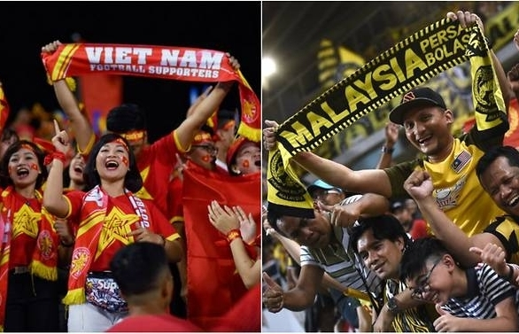 malaysia and vietnam ready for fitting suzuki cup finale