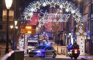 4 dead in strasbourg christmas market shooting gunman on the run