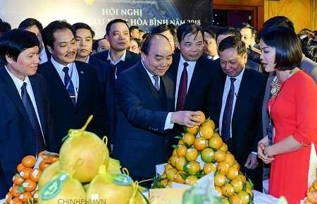 hoa binh province urged to focus on tourism agro forestry development