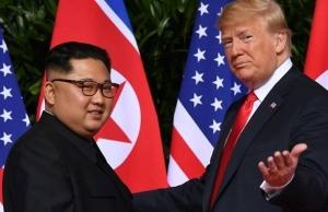 us in no hurry over north korea nuclear negotiations trump