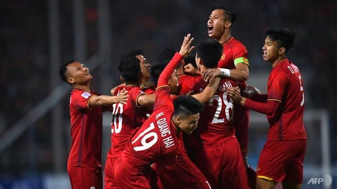 wild celebrations in hanoi as vietnam win suzuki cup