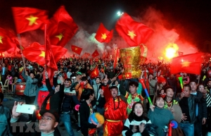 elation explodes as vietnam win aff cup