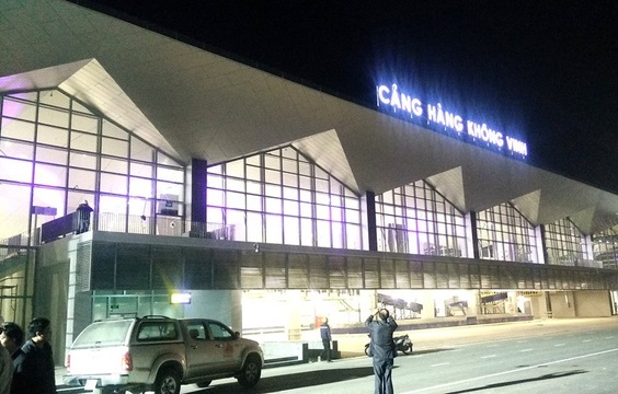 vinh international airport to be expanded