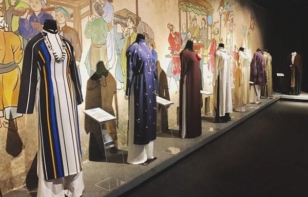 unique museum dedicated to ao dai
