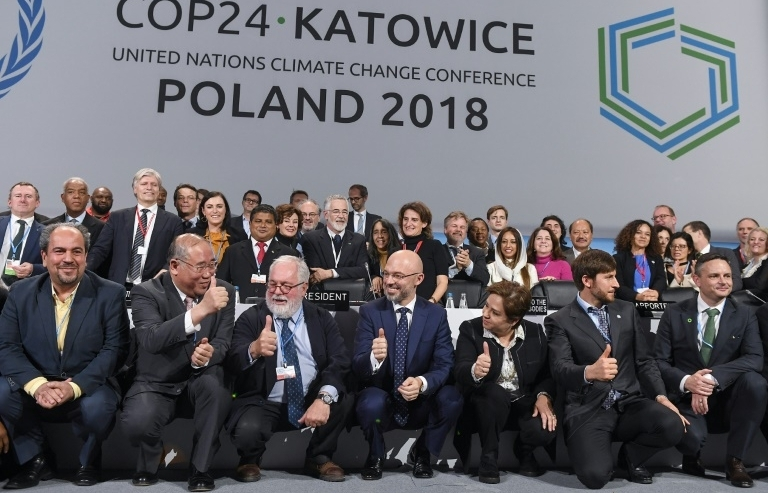 nations agree milestone rulebook for paris climate treaty
