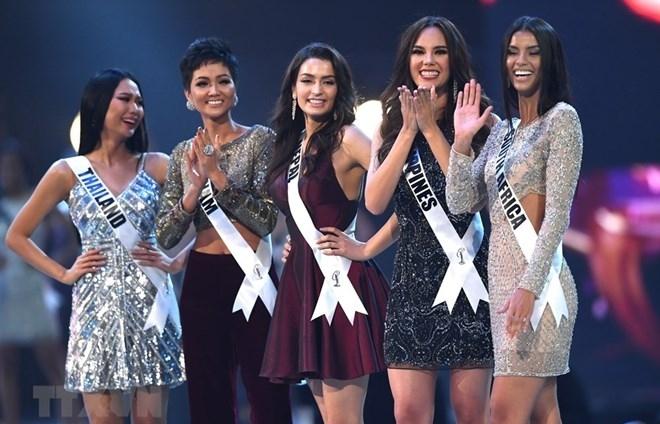 vietnamese contestant in miss universe 2018 top five