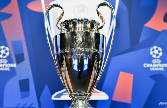 liverpool draw bayern as united face psg in champions league last 16