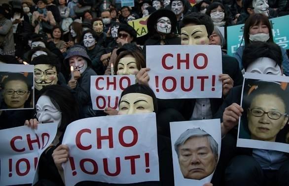 korean air worker awarded compensation over nut rage incident