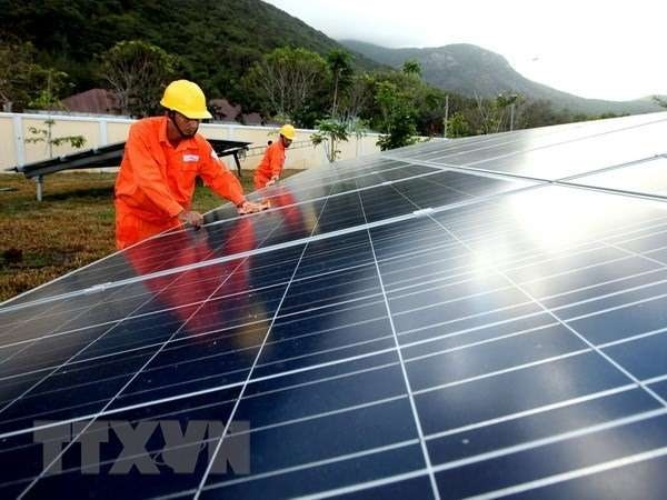 binh phuoc set to become countrys largest solar energy producer