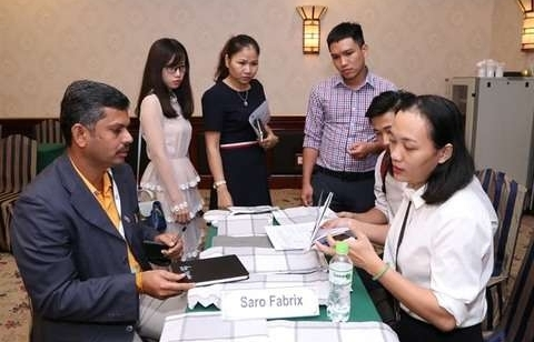 indian firms seek business opportunities in vietnam