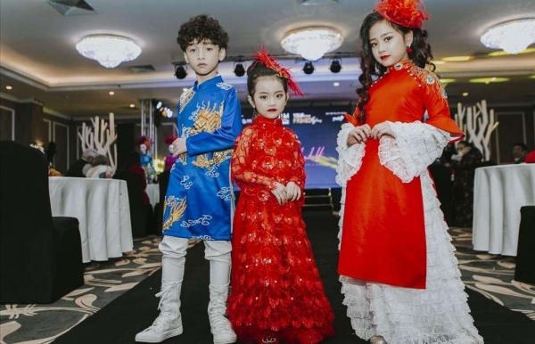 international junior fashion week opens in hanoi