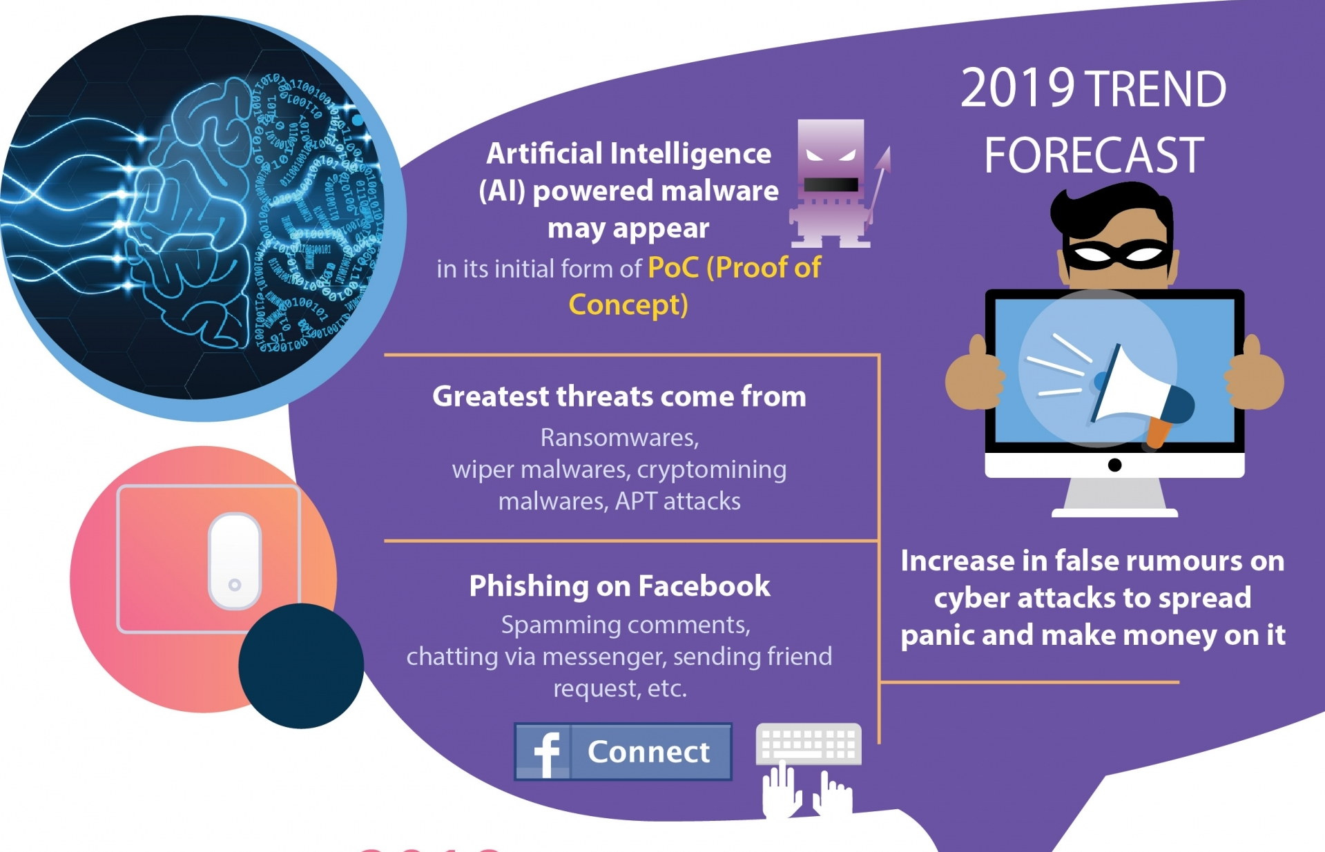 artificial intelligence powered malwares may fuel fears in 2019