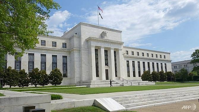 trump downbeat on fed as markets tumble