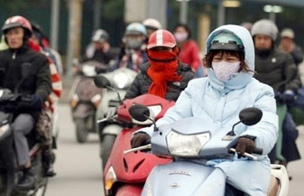 new cold spell to send temperature below 10c in northern vietnam
