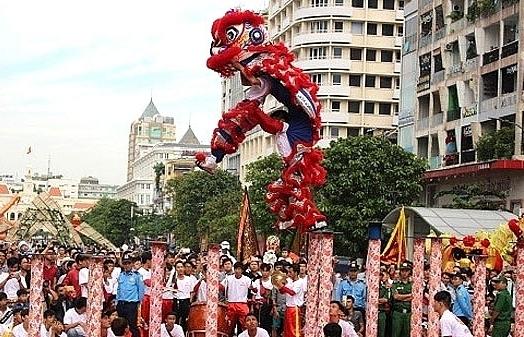 hcm city to host kylin dragon dance festival