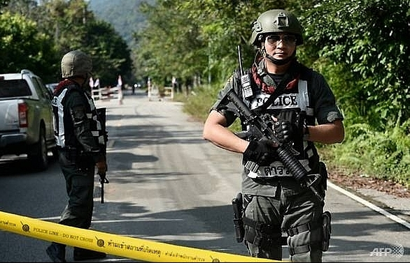 spike in bomb and grenade attacks in thailands restive south