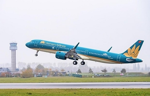 vietnam airlines launches flight linking da nang chinas chengdu city