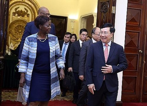 la francophonie remains vietnams important partner