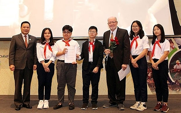 conference adopts hanoi call for action on early childhood development