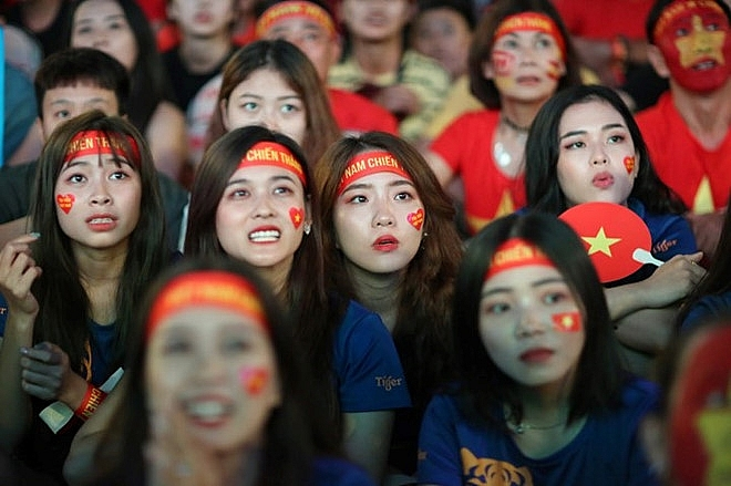 vietnam crowned champions of sea games 2019 mens football tournament