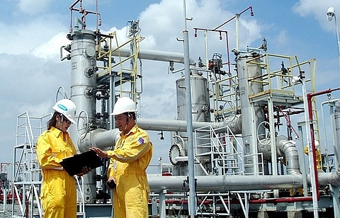 oil prices up vn stocks keep progressing