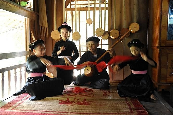 then singing becomes intangible cultural heritage of humanity