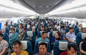 vietnams airlines transport nearly 55 million passengers this year