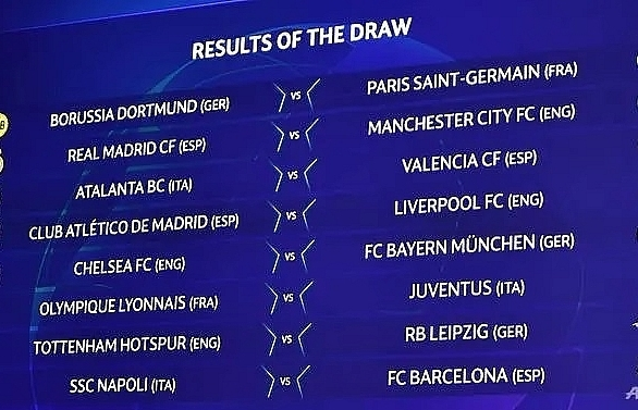 holders liverpool face atletico in champions league last 16