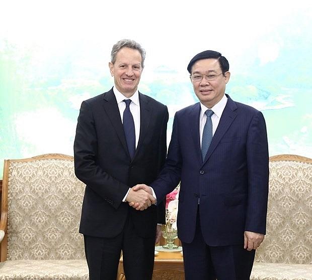 vietnam committed to opening door in service sector