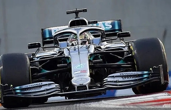formula 1 champions mercedes launch partnership with team ineos