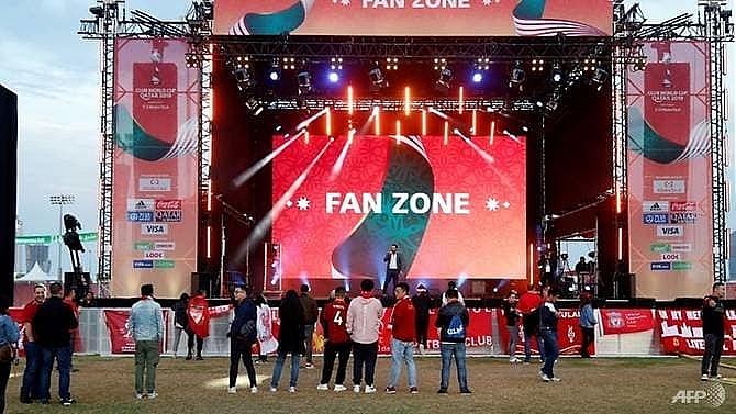 qatar tests boozy fan zones as liverpool begin club world cup bid
