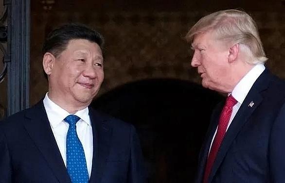 trump says had very good talk with xi on trade deal