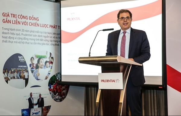 prudential protects health and wealth of vietnamese