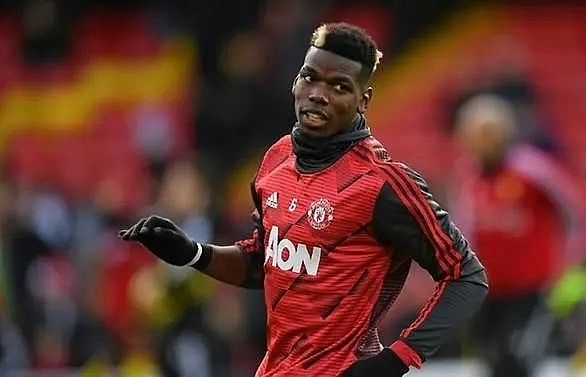 pogba launches own anti racism protest