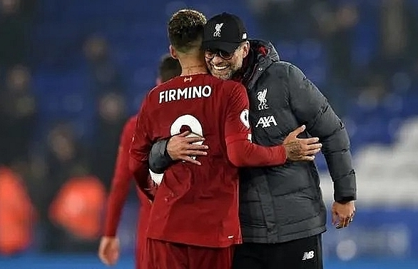 klopp never lost faith in firmino