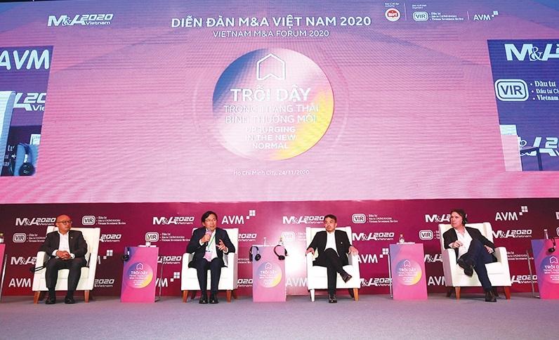 awards bestowed during vietnam ma forum 2020