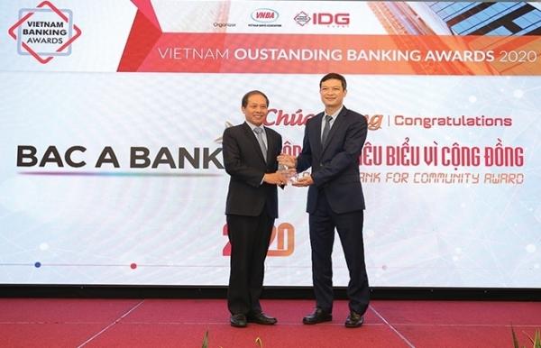 community contributions help motivate bac a bank ideals
