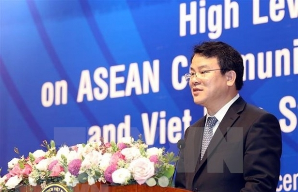 gso hosts high level forum on asean community statistical system